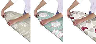 Ironing board cover easy multi fit elasticated replacement