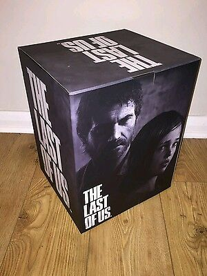 The last of us statue limited edition, NEW AND UNOPENED BOX