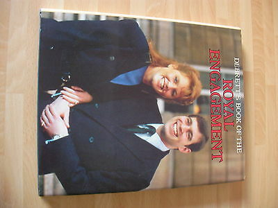 Debrett's Book Of The Royal Engagement - Andrew and Fergie