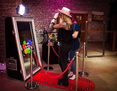Magic Selfie Mirror Hire - 3 Hours for Only £349