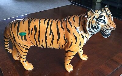 BESWICK LARGE TIGER  Had This A Long Time.