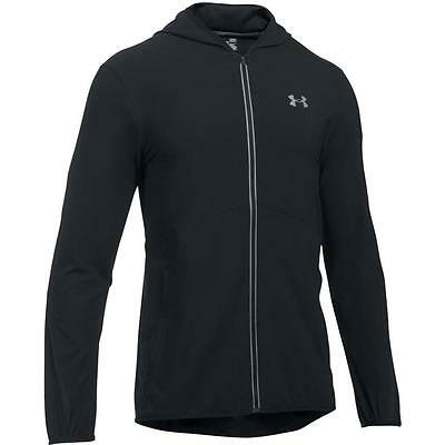 Under Armour UA NEW 2017 Run True Lightweight Running Training Jacket Hoodie