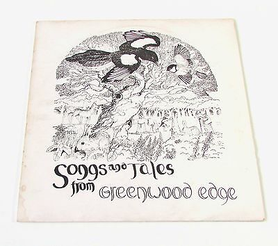 THE CELEBRATED RATLIFFE STOUT BAND Songs And Tales From Greenwood Edge Folk LP