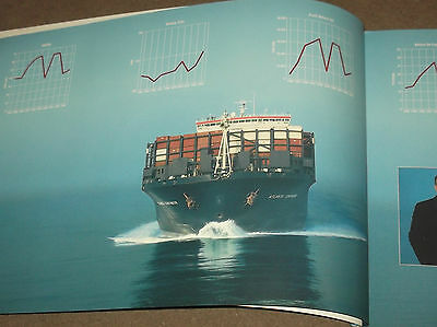 'Atlantic Container Line' (ACL),  Annual Report. 2003.