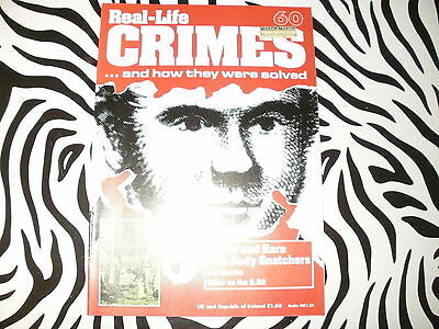 Burke & Hare, REAL CRIMES 60, Jack Roy, Janet Maddocks, Mary Paterson.