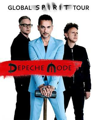2 X Depeche Mode Tickets, Dresden, FRONT OF STAGE / TOP Preis