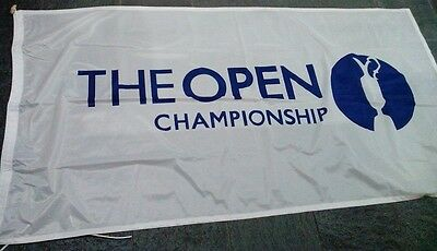 The Open Championship Official Flag