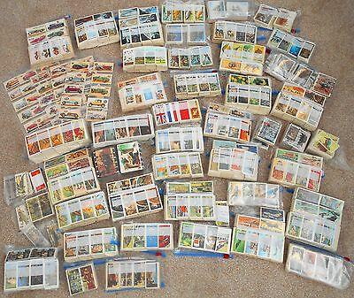 Huge collection of Tea cards over 23,000 many brands