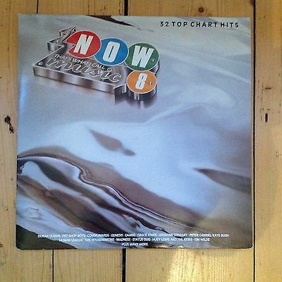 Now 8 - Thats What I Call Music Double Vinyl Lp