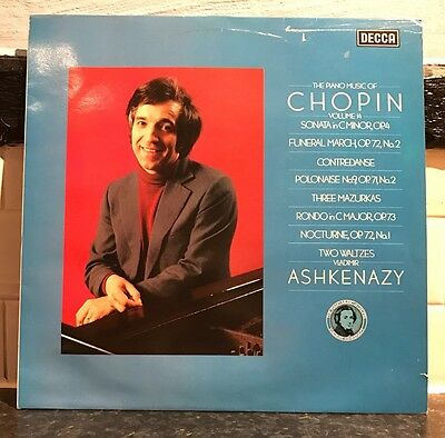 DECCA - The Piano Music Of Chopin - Volume 14 - Excellent Condition