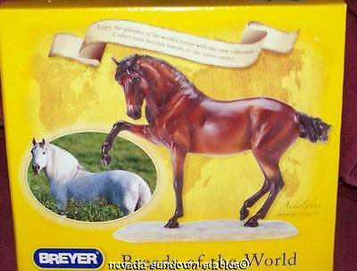 Breyer Animal Creations Breeds of the World Artist Resin Bay Andalusian Horse