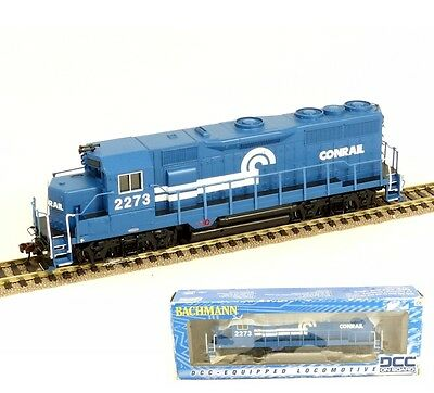"""Bachmann 60701 HO 1:87 GP 35 Diesel Locomotive Conrail 2273 """"DCC Fitted"""" BOXED"""