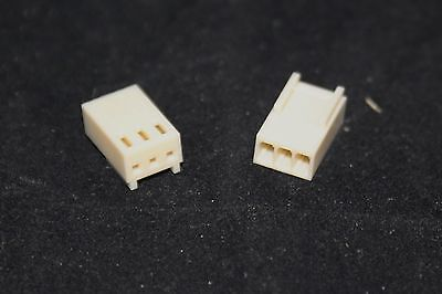 5 off (5 pieces) 3 Way crimp housing KK / molex style (2107)