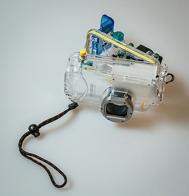 WP-DC40 Underwater housing for canon s60 and s70