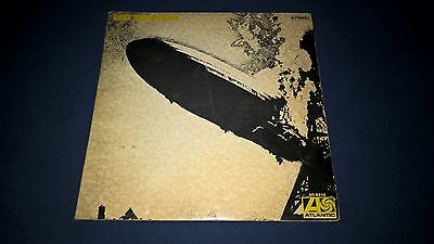 Led Zeppelin I Italy First Press Atlantic Sd8216 Prima Stampa Italiana