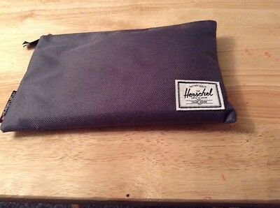 Virgin Airways Premium Economy Hershel Brand Amenity Bag