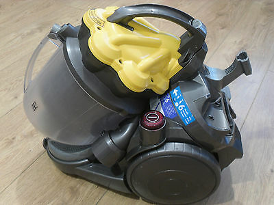 Dyson Dc19 Cylinder Vacuum Cleaner, Refurbished Motor  - Base Only As Seen