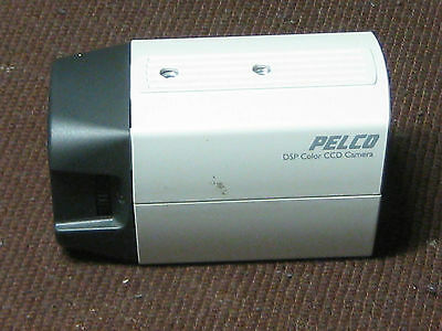 Pelco CC3710UH-6 CCTV High Resolution 480TVL DSP, Surveillance Color Camera