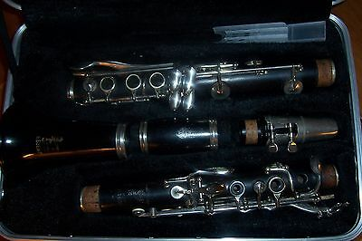 Boosey and Hawkes Regent wood Bb clarinet.
