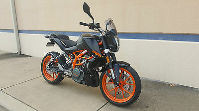 2016 KTM Duke 390  2016 KTM DUKE390 *We Ship & Finance*