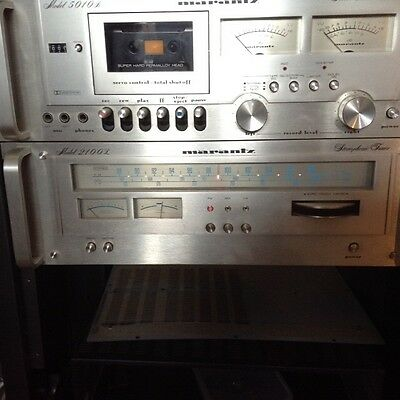 Tuner-Marantz 2100-L-Rack-Version Longue