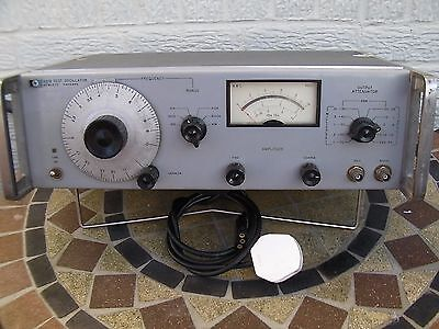 Hewlett Packard 651B Test Oscillator