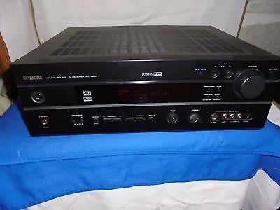 Yamaha RX-V630 6 Channel  Receiver  with remote control