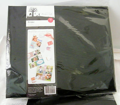 Project Life D Ring Binder with 10 Refills & FREE Core'dinations Card Stock