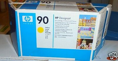 New & Original HP 90 CARTRIDGE AND Printhead and Cleaner C5057A HP Designjet 90
