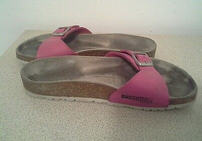 ladies birkenstock size 38 uk 5.5