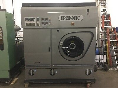 Firbimatic 60lb Hydrocarbon Dry Cleaning Machine
