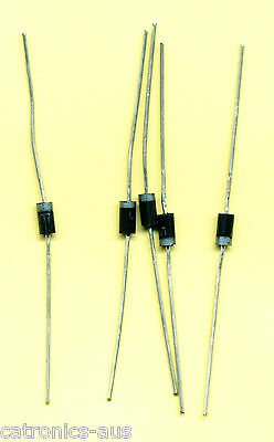 UF4007 - Fast Diode 75nS 1A 1KV DO-41 x 5 Pieces *** AUS Seller ***