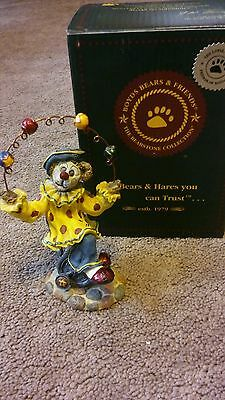 boyds bears and friends LOT OF 3 Performing Circus Clowns (Bears)