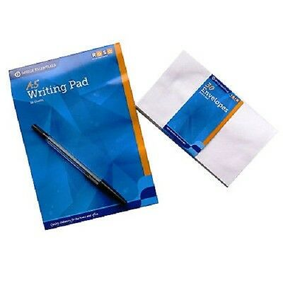 A5 Writing Set - Writing Pad, Envelopes and Pen