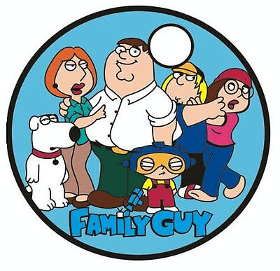 Pathtag 17723 – Family Guy