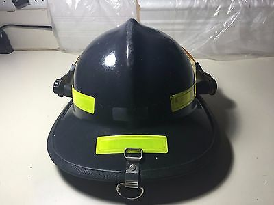 FireDex Firefighter Helmet Bunker Gear: Size 6 1/2 to 9