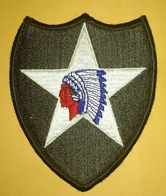 US Army Second Infantry Patch.