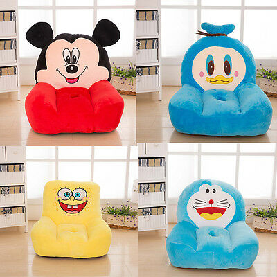 kids Baby Plush sofa colorful stuffed animal cartoon sofa chair/Child seat