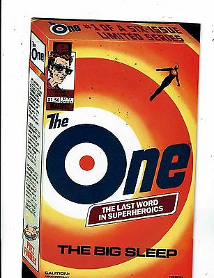 Lot of 6 The One Marvel Comic Books #1 2 3 4 5 6 WT18