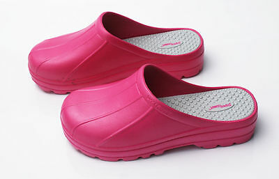781898384f Womens Chef Shoes Sandal Slippers Clogs Water Safety Kitchen Non-Slip  Comfort