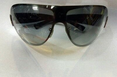 Ray Ban Sunglasses  Original RB 3350 003/8G Large 3N Made in Italy SILVER FRAME