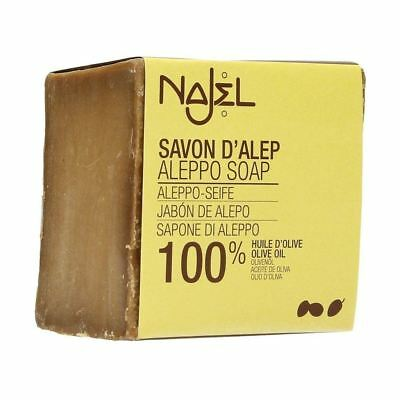 Najel Traditional Aleppo Soap 100% Olive Oil - 170g