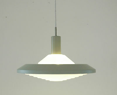 Vintage Louis Poulsen Stockholmpendel, lamp light, Danish design, 2 available