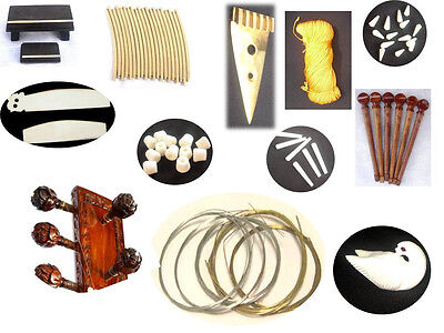 Sitar Set Of All Accessorie Complete Proffesional Quality  89 Mj