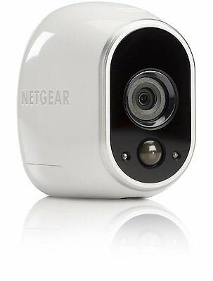 Smart Home Add-on HD Security Camera 100%Wireless In/Out Night Vision CCTV