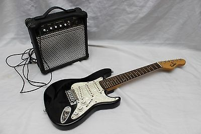 Encore Childrens Electric Guitar With Amp