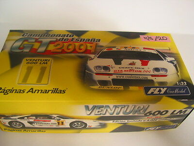 Fly Pa2 Venturi 600 Lm #11 New  Mint Boxed