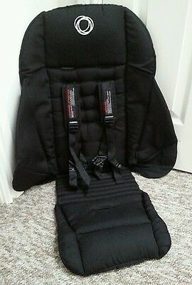 Bugaboo Bee Seat Fabric & Chest Straps fits 07 08 09