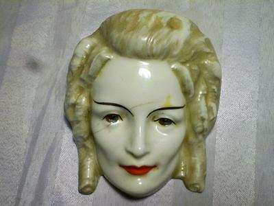 Old /Antique Royal Doulton Wall Mask