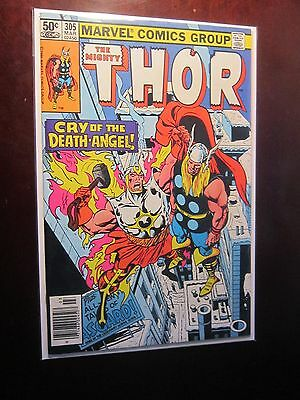 Thor (1962-1996 1st Series Journey Into Mystery) #305 - 8.0 VF - 1981 - NS